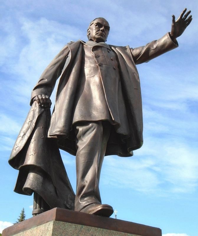 William McKinley Statue image. Click for full size.