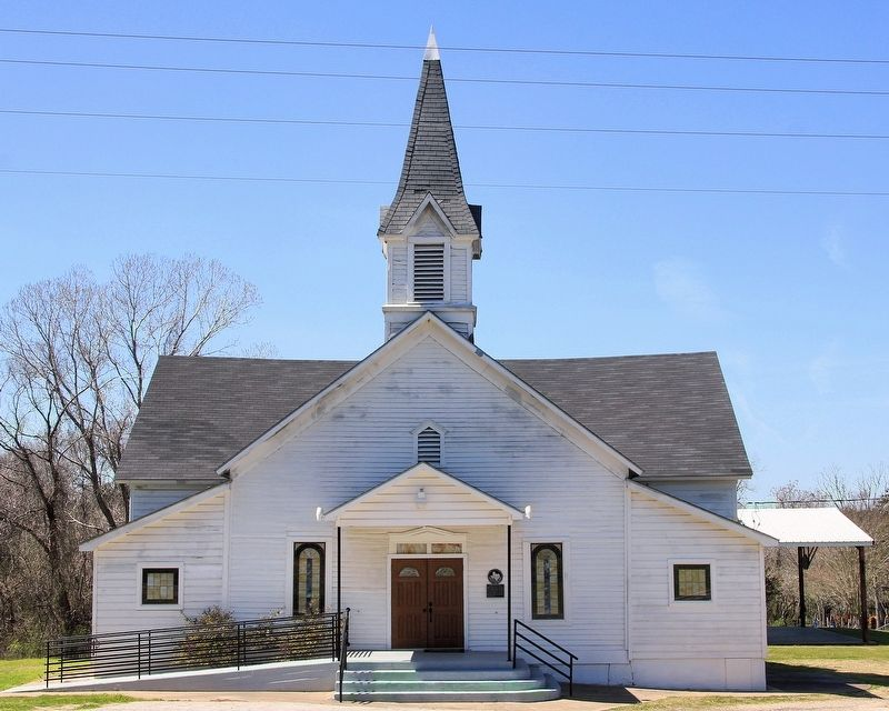 Liberty Baptist Church image. Click for full size.