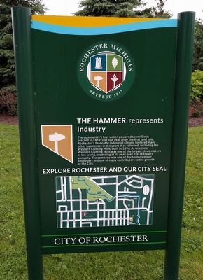The Hammer Marker image. Click for full size.