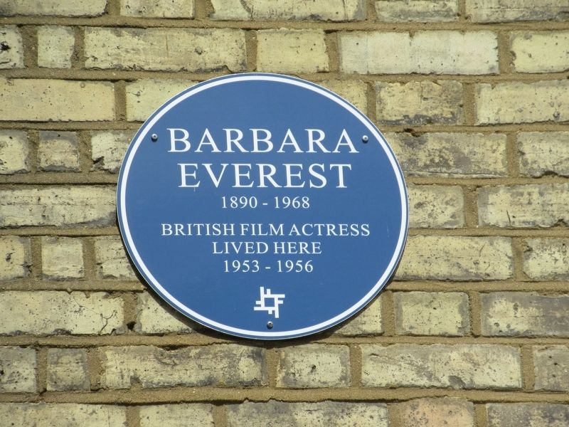 Barbara Everest Marker image. Click for full size.