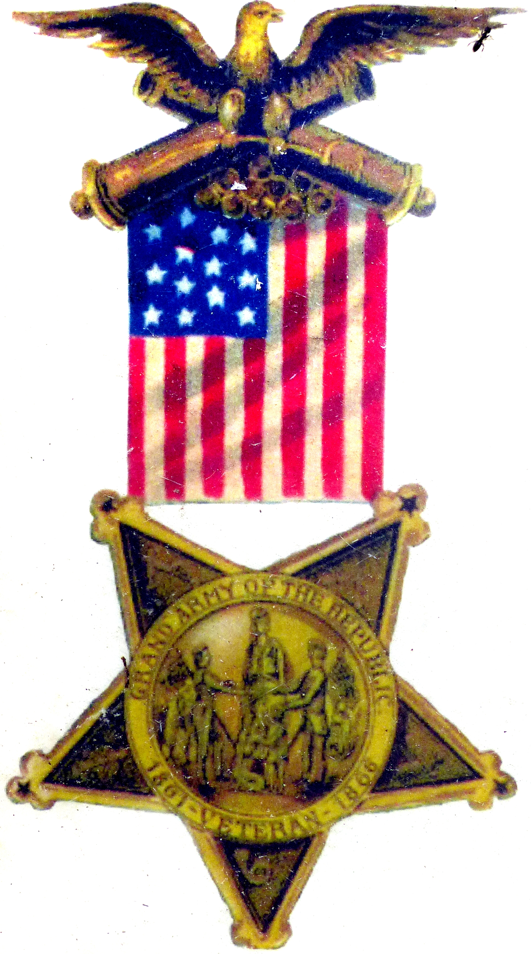 Grand Army of Republic Membership Medal