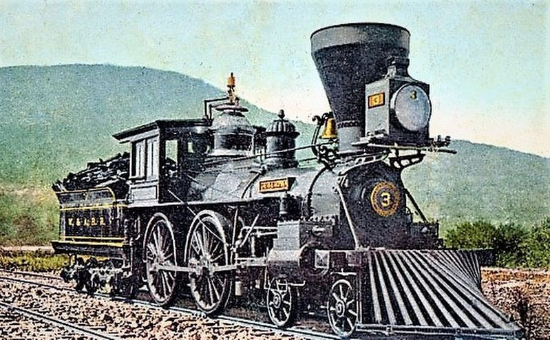 "the Locomotive ""General"" image. Click for full size."