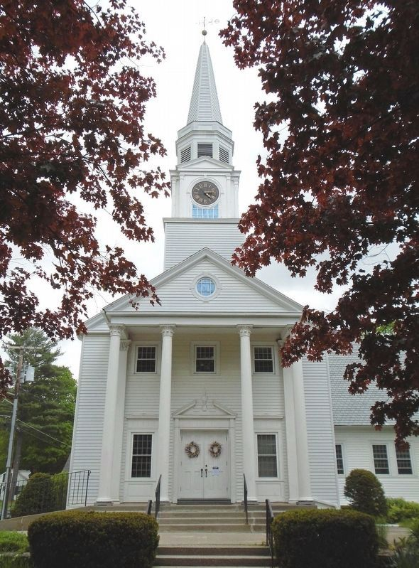 Federated Church of Sturbridge & Fiskdale image. Click for full size.
