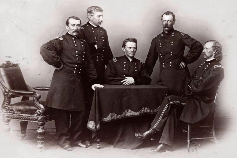 Generals of the Cavalry Corps image. Click for full size.