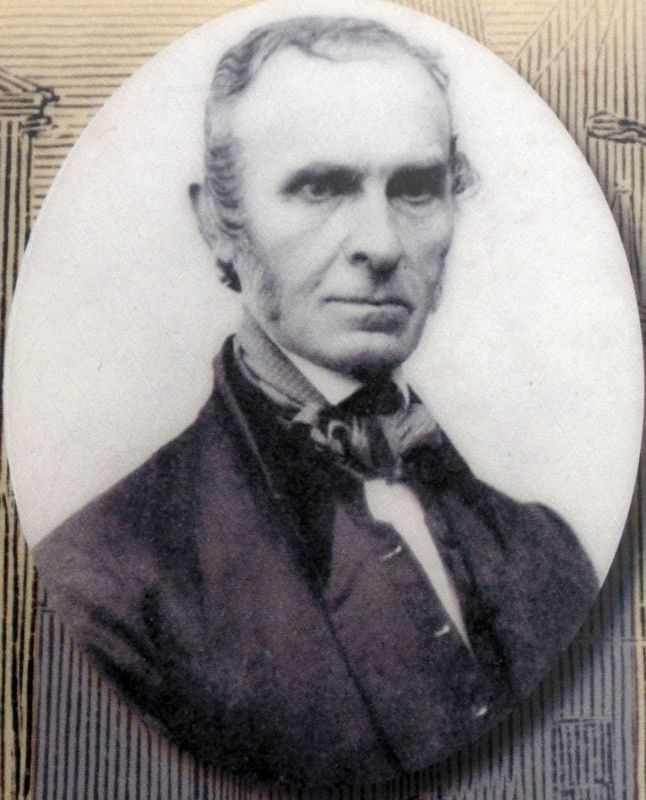 John Greenleaf Whittier<br>1807 - 1892 image. Click for full size.