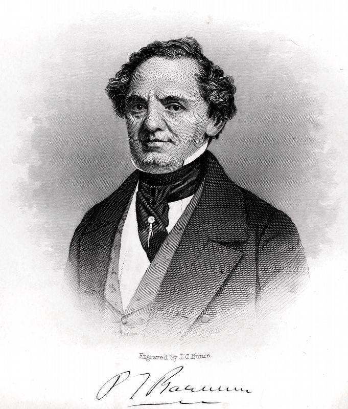 P. T. Barnum image. Click for full size.