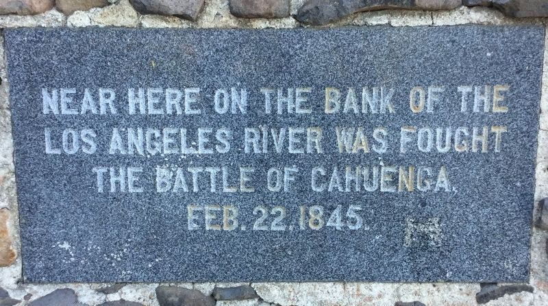 Lankershim Monument, Panel #2 image. Click for full size.