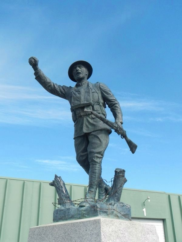 Payette World War I Memorial image. Click for full size.
