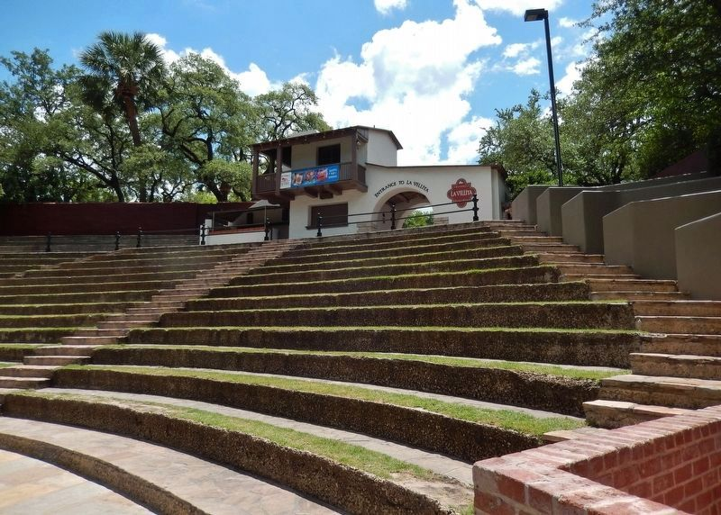 Arneson River Theater (<i>seating view</i>) image. Click for full size.