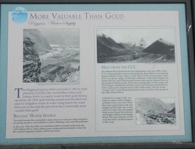More Valuable Than Gold Marker image. Click for full size.