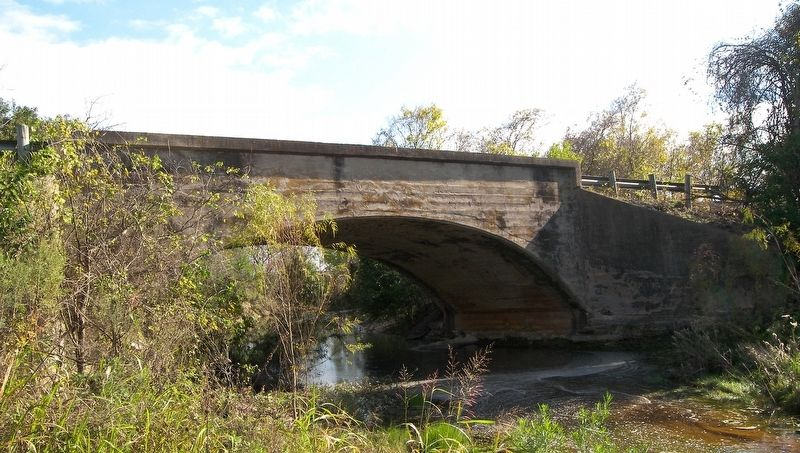 Bunton Branch Bridge image. Click for full size.