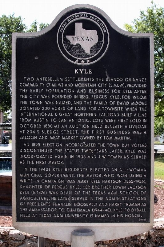 Kyle Marker image. Click for full size.