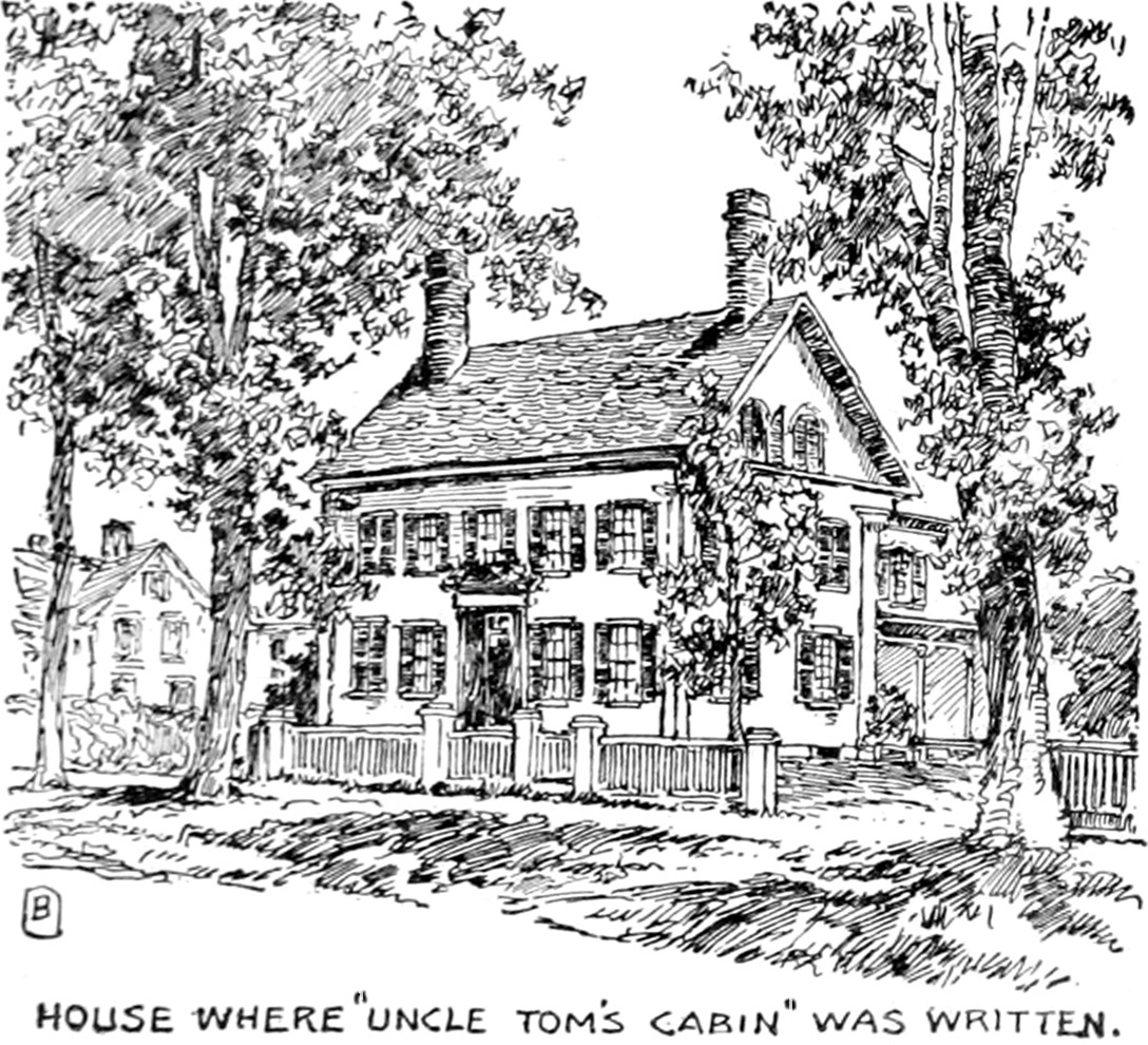 "House where ""Uncle Tom"