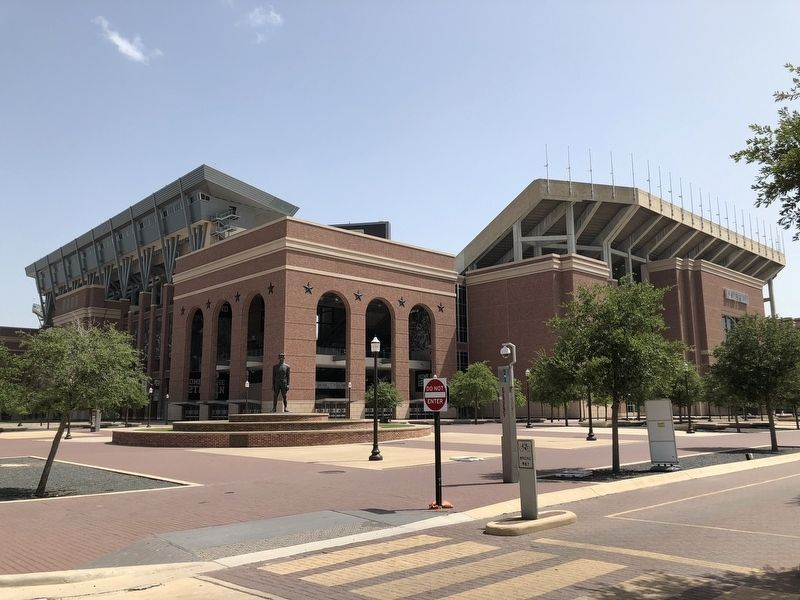 Kyle Field image. Click for full size.