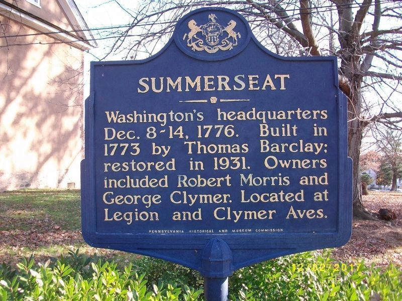 Summerseat Marker image. Click for full size.