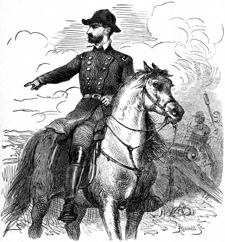 General William Tecumseh Sherman image. Click for full size.