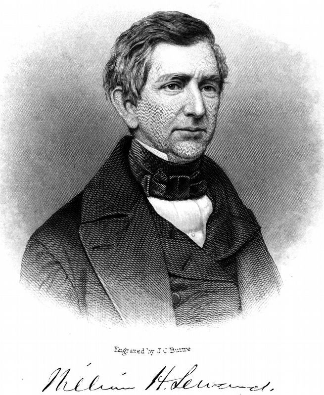 William H. Seward image. Click for full size.