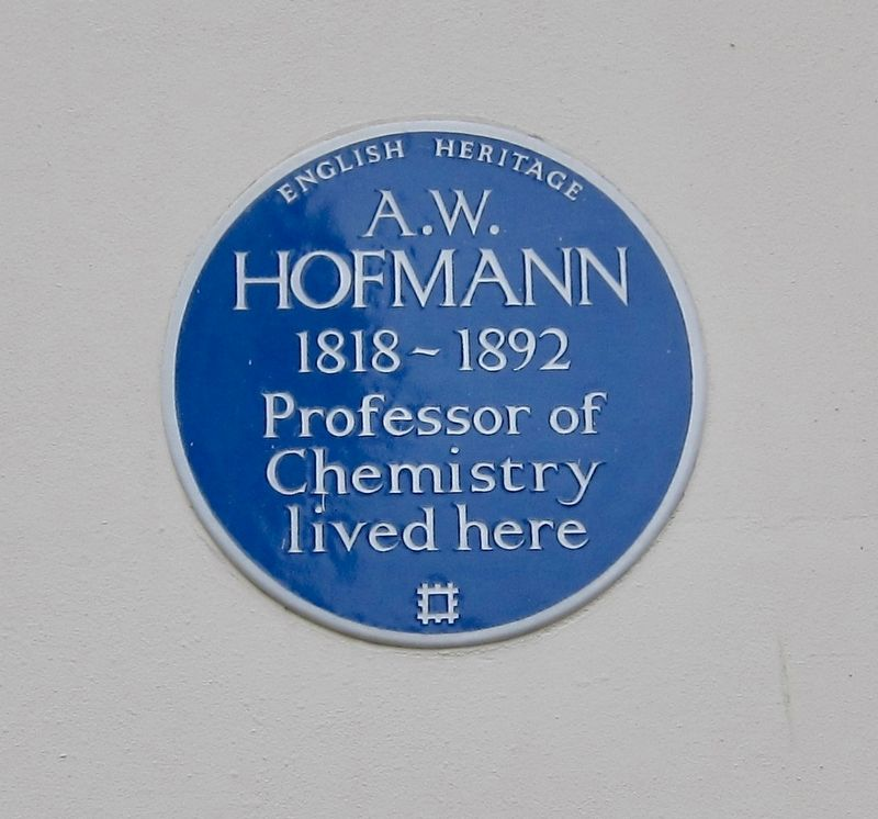 A.W. Hofmann Marker image. Click for full size.