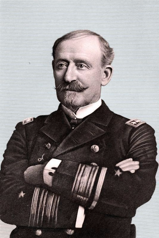 Admiral Schley image. Click for full size.