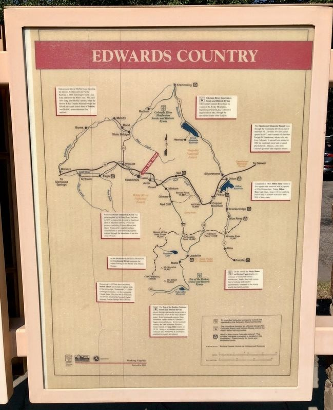 Edwards Country Marker image. Click for full size.