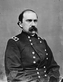 Brigadier General Edward McCook, USA image. Click for full size.