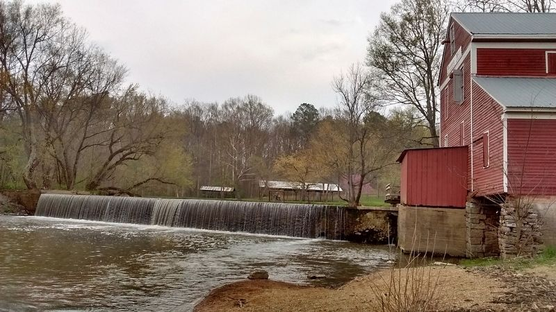 Prater's Mill image. Click for full size.