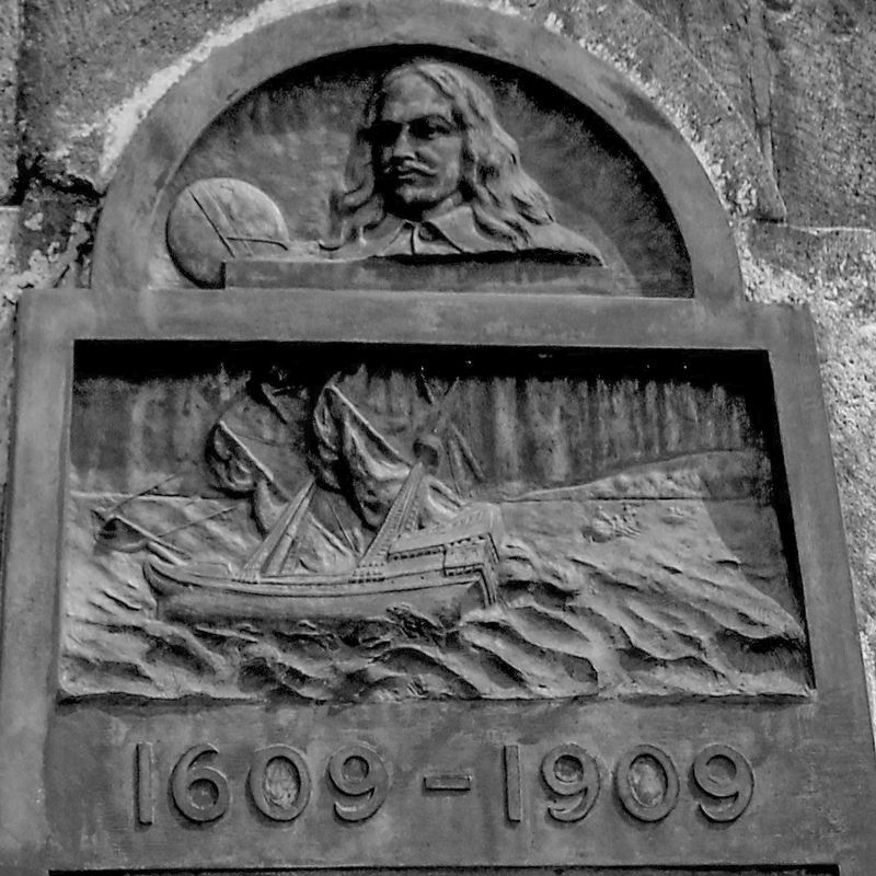 Detail of Bas-Relief on the Monument image. Click for full size.