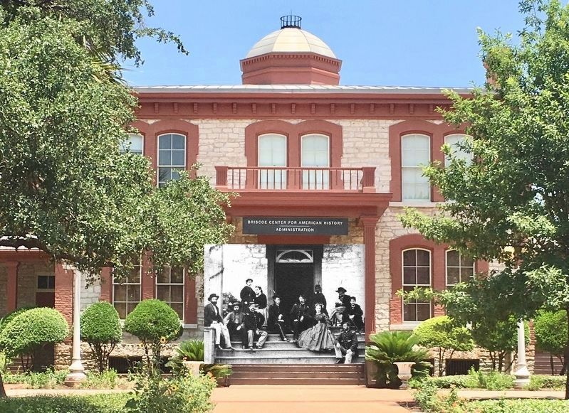 Oldest Building on Heman Sweatt Campus image. Click for full size.