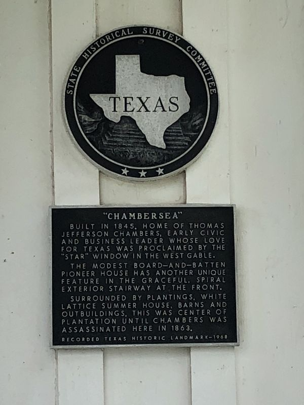 Chambersea Marker image. Click for full size.