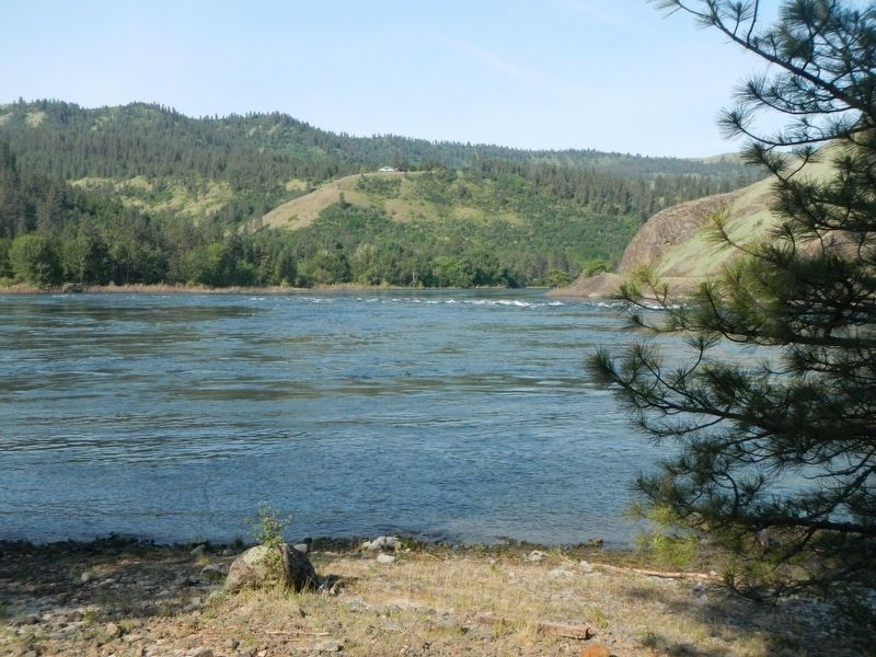 Clearwater River image. Click for full size.