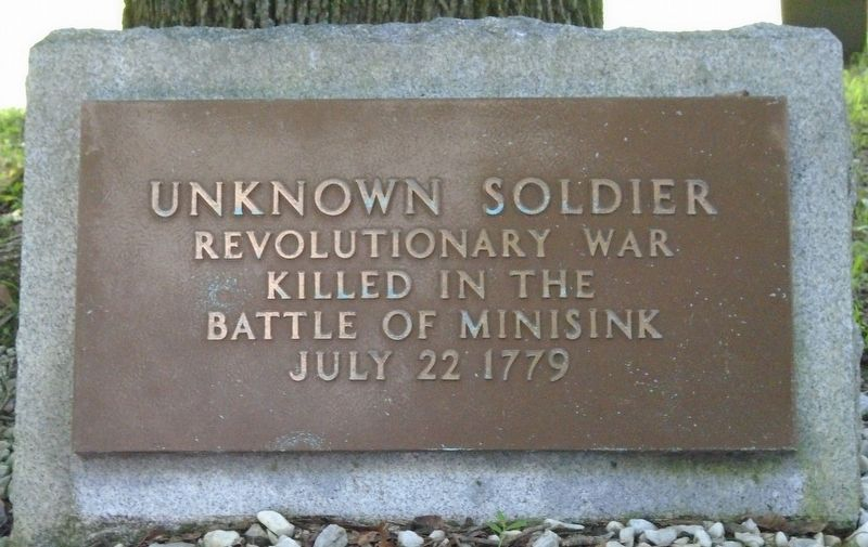 Unknown Soldier Marker image. Click for full size.