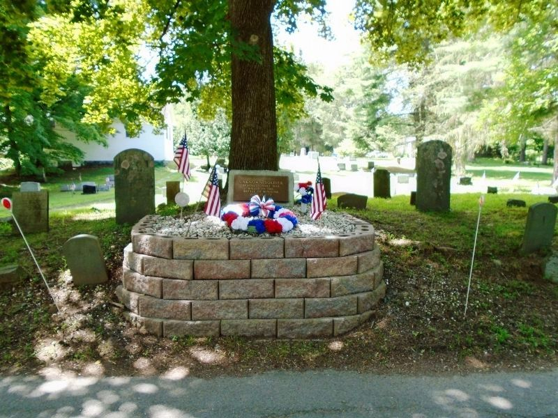 Unknown Soldier Marker and Tomb image. Click for full size.