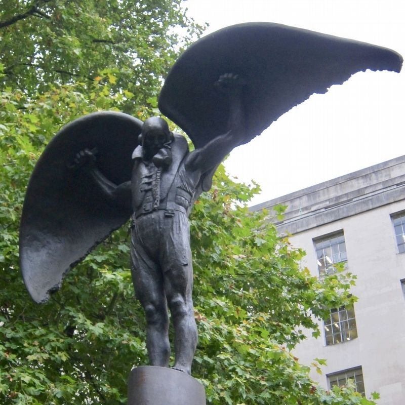 Fleet Air Arm Memorial Marker image. Click for full size.