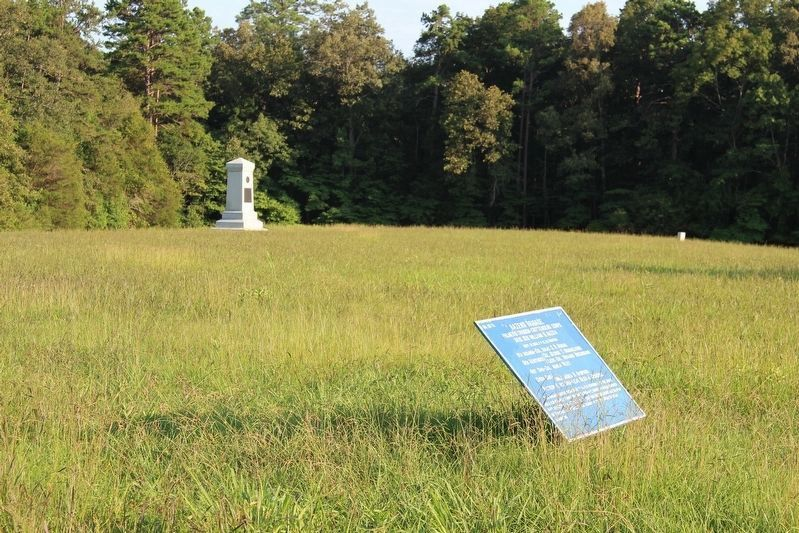 41st Ohio Infantry Marker image. Click for full size.