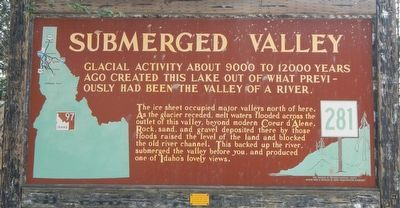 Submerged Valley Marker image. Click for full size.