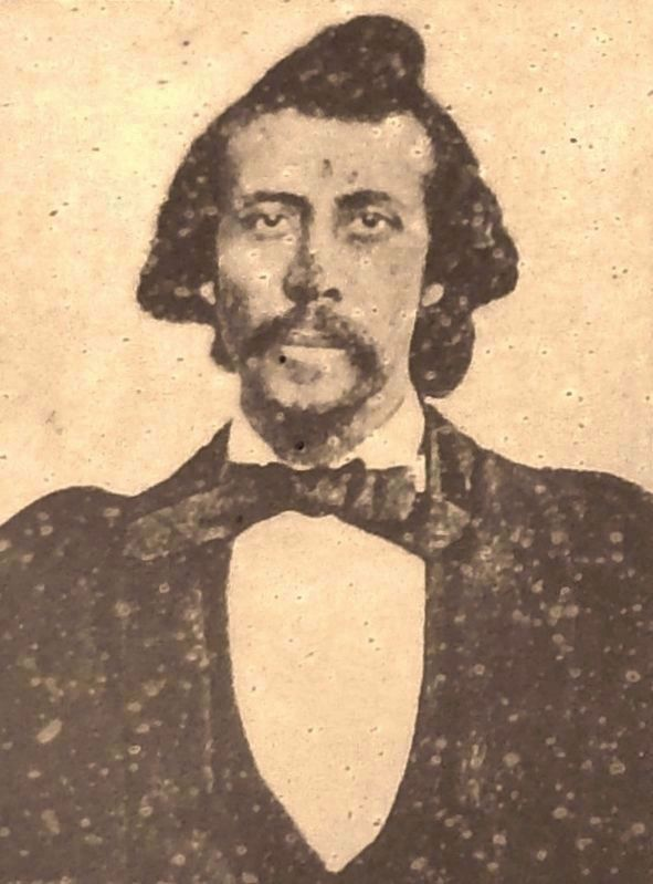 William Howard Day, abolitionist and clergyman image. Click for full size.
