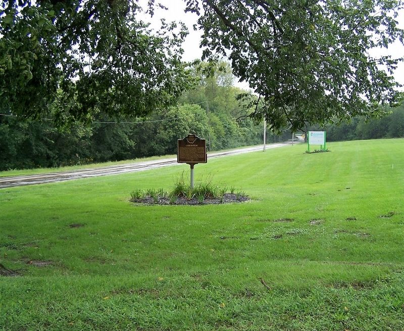 Woodsdale Marker image. Click for full size.