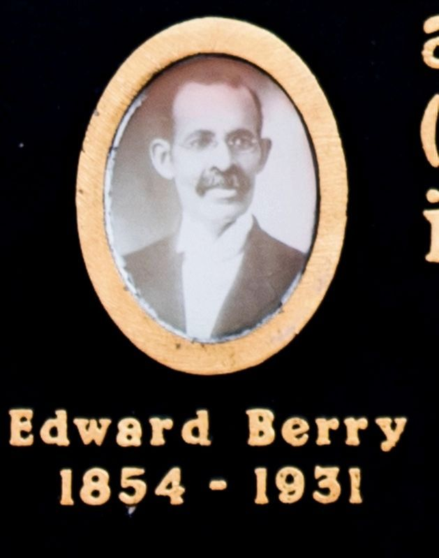 Edward Berry (1854–1931) image. Click for full size.