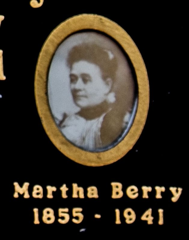 Martha Berry (1855–1941) image. Click for full size.