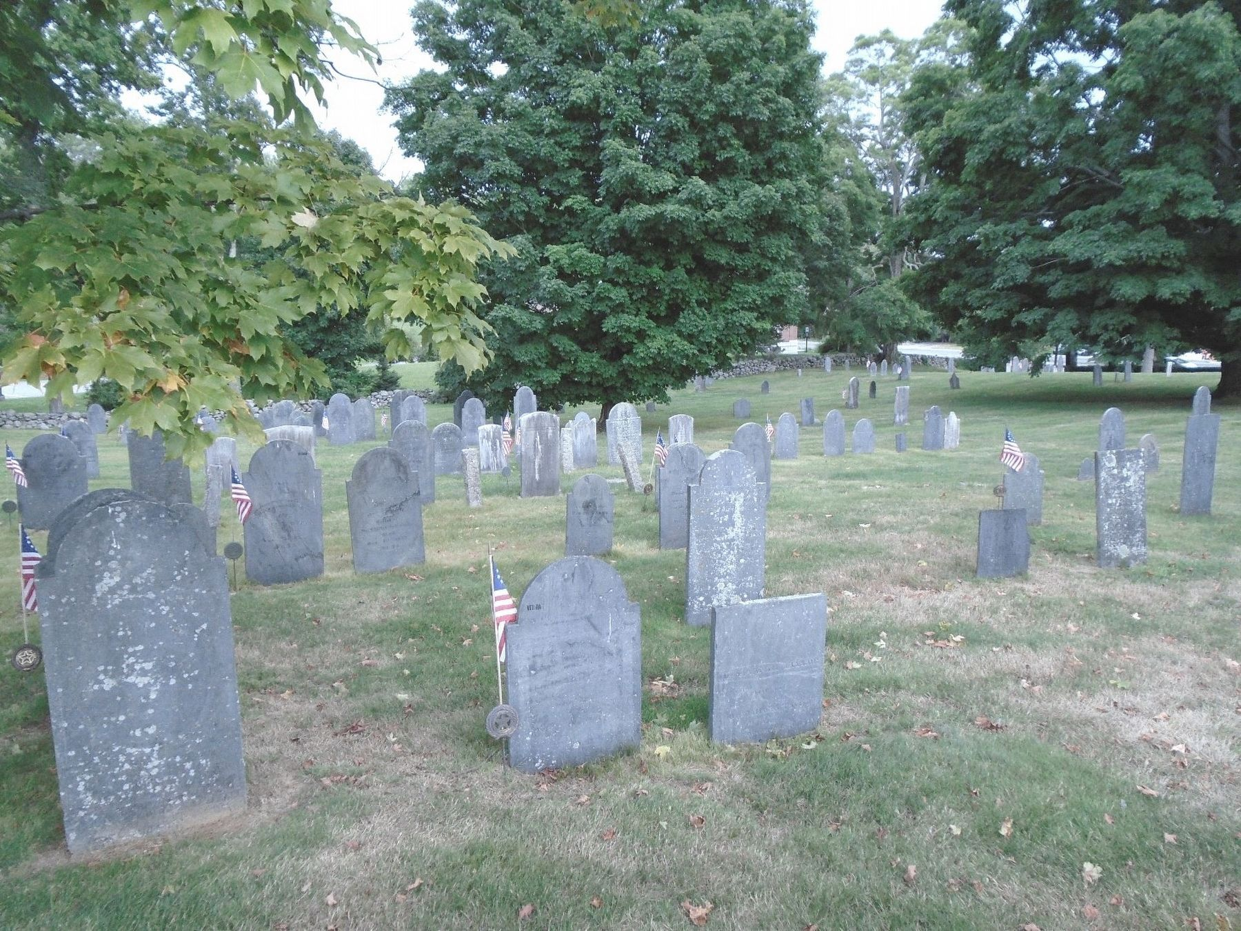 Olde Burial Grounds image. Click for full size.