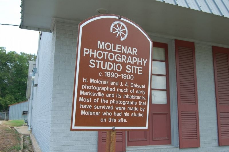 Molenar Photography Studio Site Marker image. Click for full size.