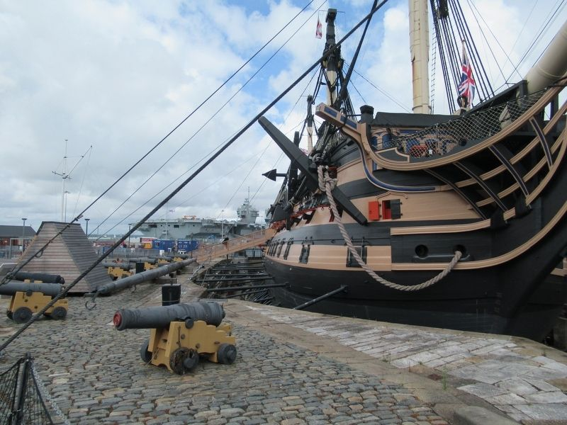 HMS Victory image. Click for full size.