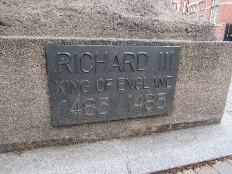 Richard III Marker image. Click for full size.