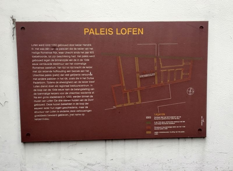 Paleis Lofen Marker image. Click for full size.