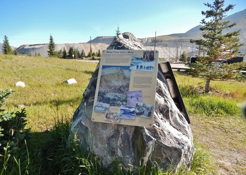 More Than Just a Mine Marker (<i>wide view</i>) image. Click for full size.