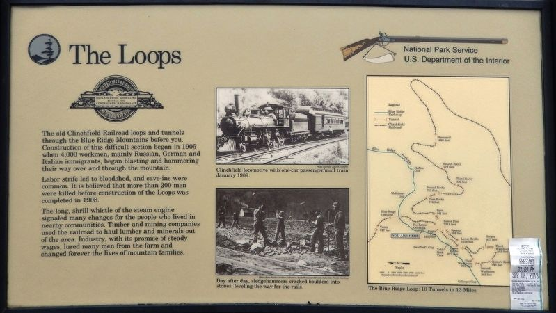 The Loops Marker image. Click for full size.