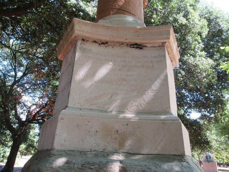 Charles Napier Monument image. Click for full size.
