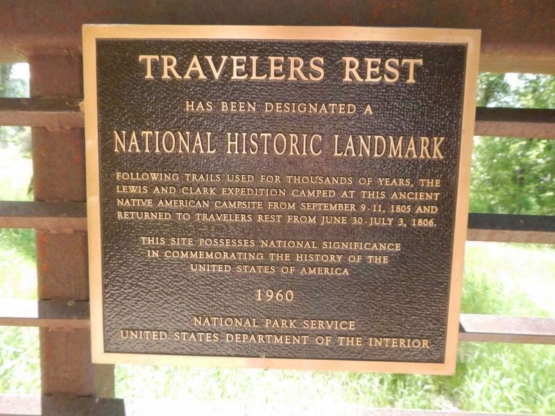 Travelers Rest image. Click for full size.