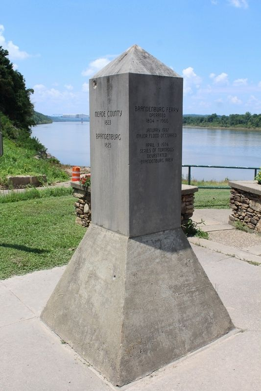 Meade County Monument image. Click for full size.