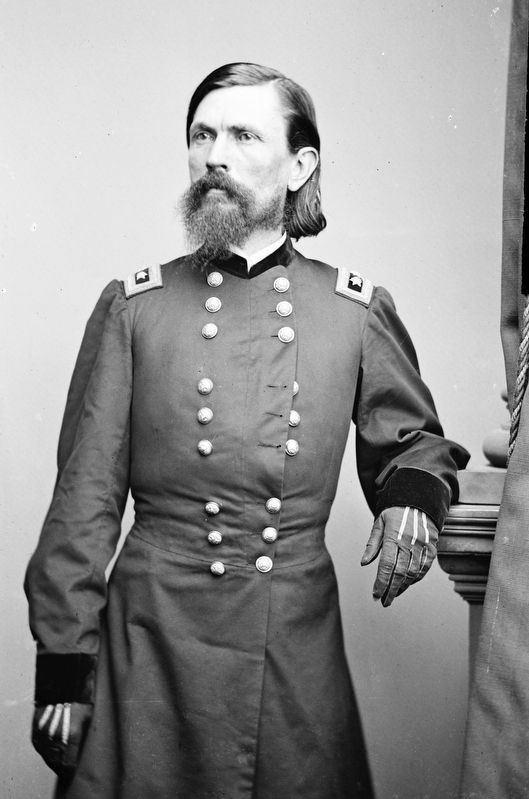 Maj. Gen. Thomas L. Crittenden image. Click for full size.